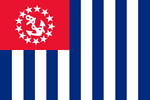 The USPS Ensign